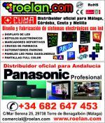 d9262beda2 Rótulos electrónicos Andalucía - pantallas, cruces , rótulos electrónicos,  leds