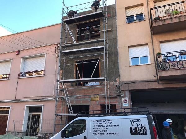 Construccion y reformas sabadell barcelona reformas y for Empresas de construccion en barcelona