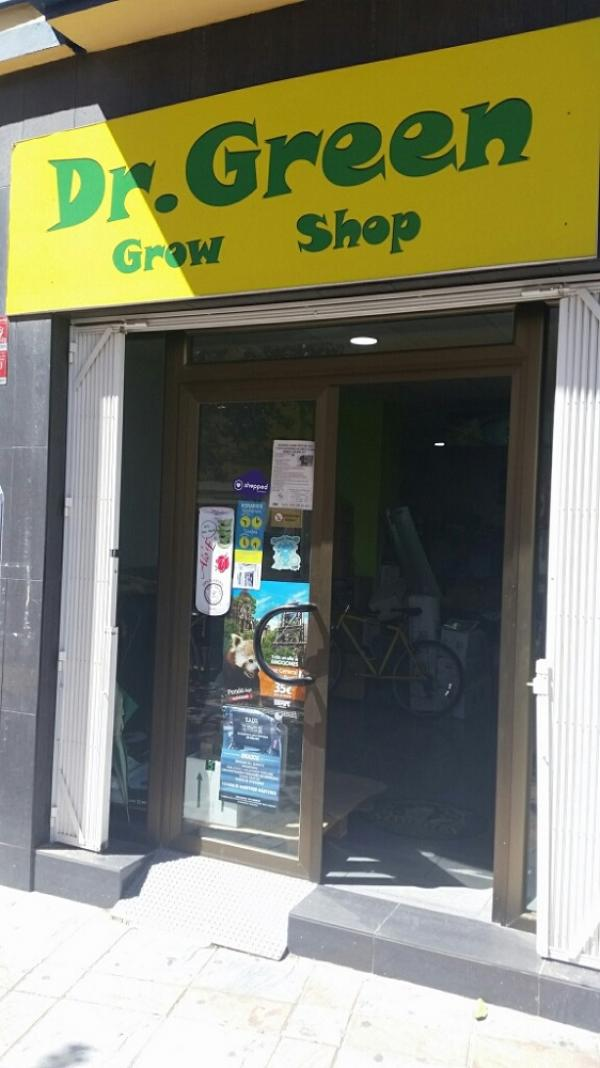 Grow Shop Mijas Costa Malaga Dr Green Grow Shop Mijas