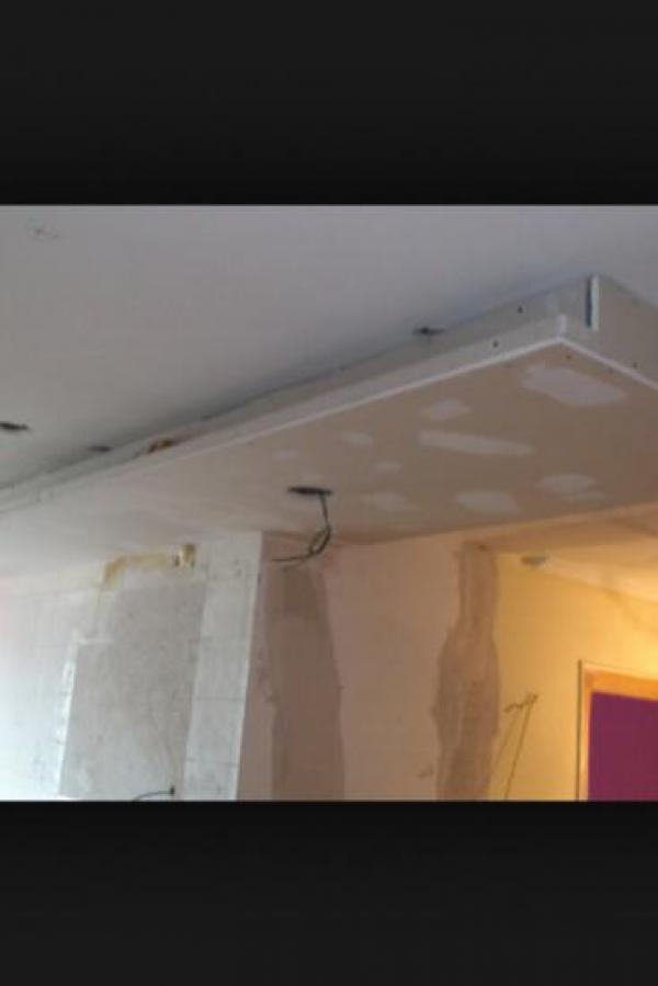 Techos pladur decorativos interesting en jmdecoracin - Falso techo decorativo ...