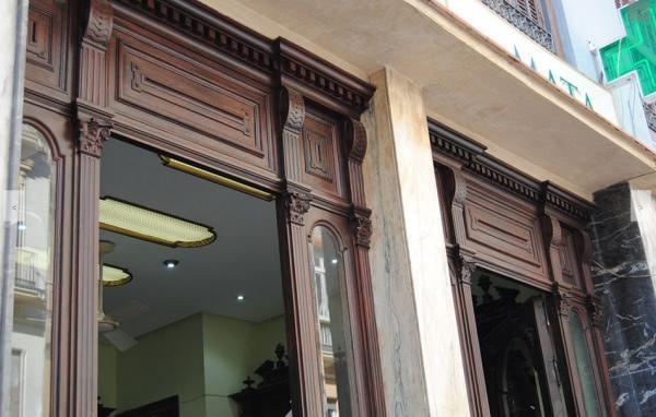 Carpinterias de madera marbella malaga artesania - Carpinteria en malaga ...