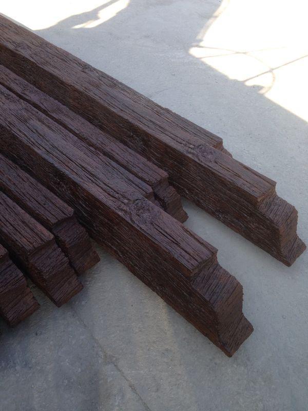Excavaciones torrox malaga el rubio excavaciones - Vigas de hormigon imitacion madera ...
