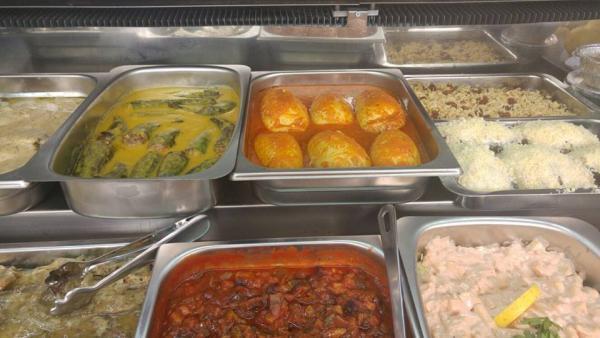 comida para llevar en malaga: